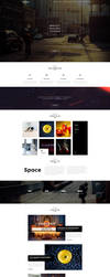 Mezzanine - Multi Purpose One Page Template by GuffQa