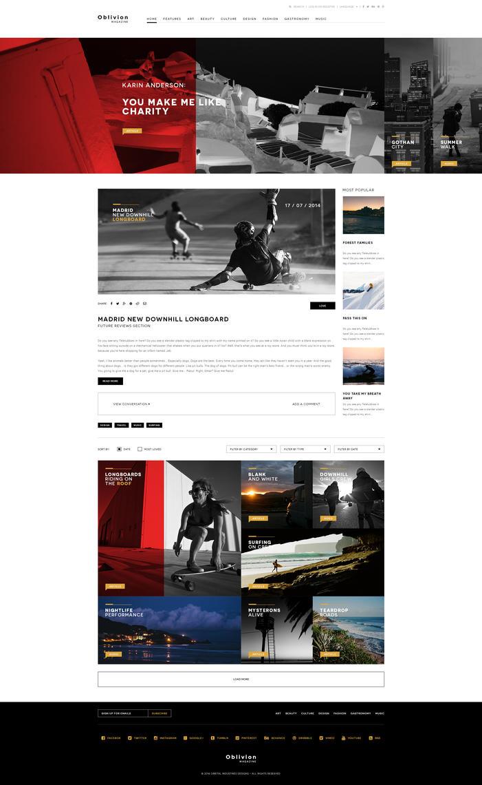 WordPress Design Ideas