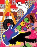 Pop Art by gackuto
