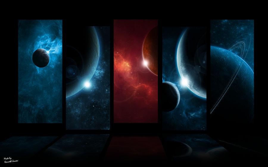 Space Merged