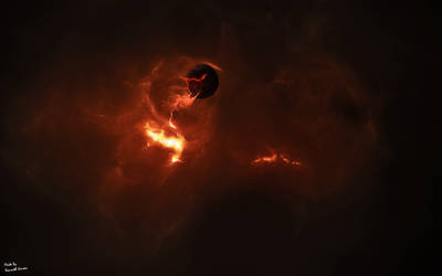 Nebulas Consumption