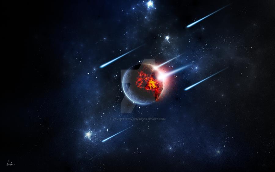 Meteor's Rain by KennethJensen