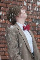 Doctor Who: Snow! by LauzyJayne
