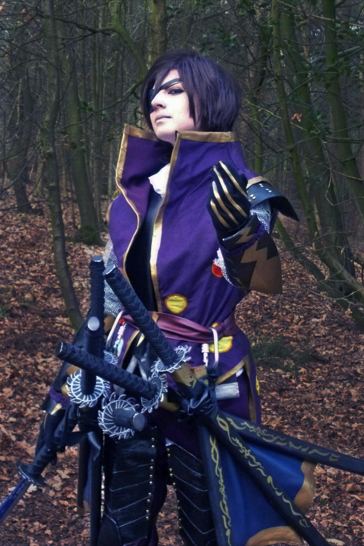 +Sengoku Basara: Ready to Party+ by LauzyJayne
