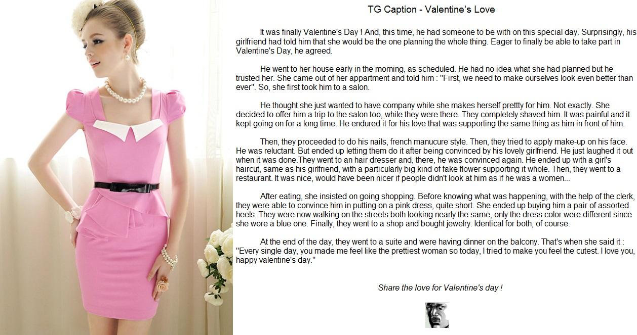 TG Caption - Valentine's Love by Ugu-Deviant-2 on DeviantArt