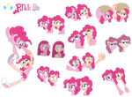 Pinkie Pie - Pony/ Human