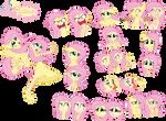 Fluttershy- Pony/ Human