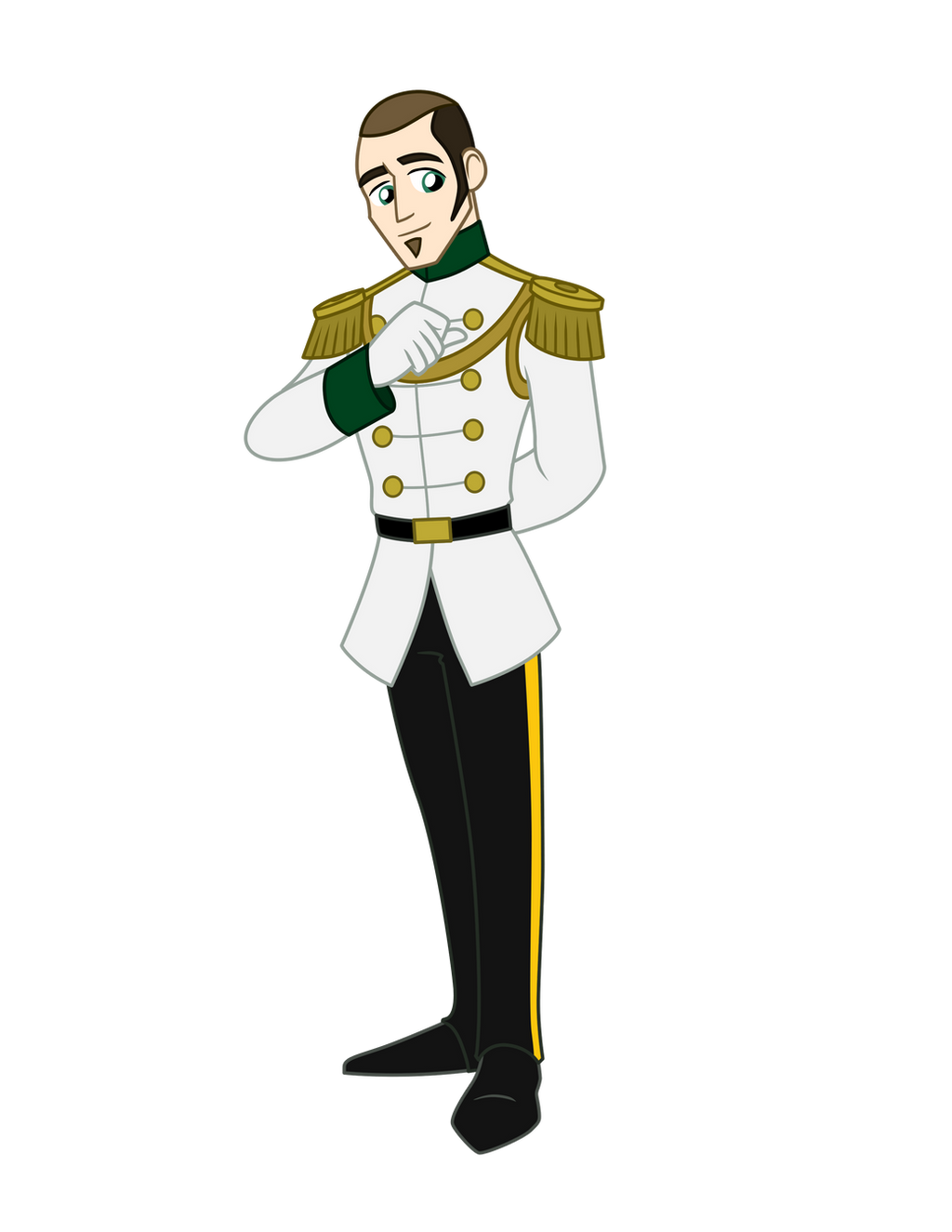 Commission: Prince Carson by Trinityinyang
