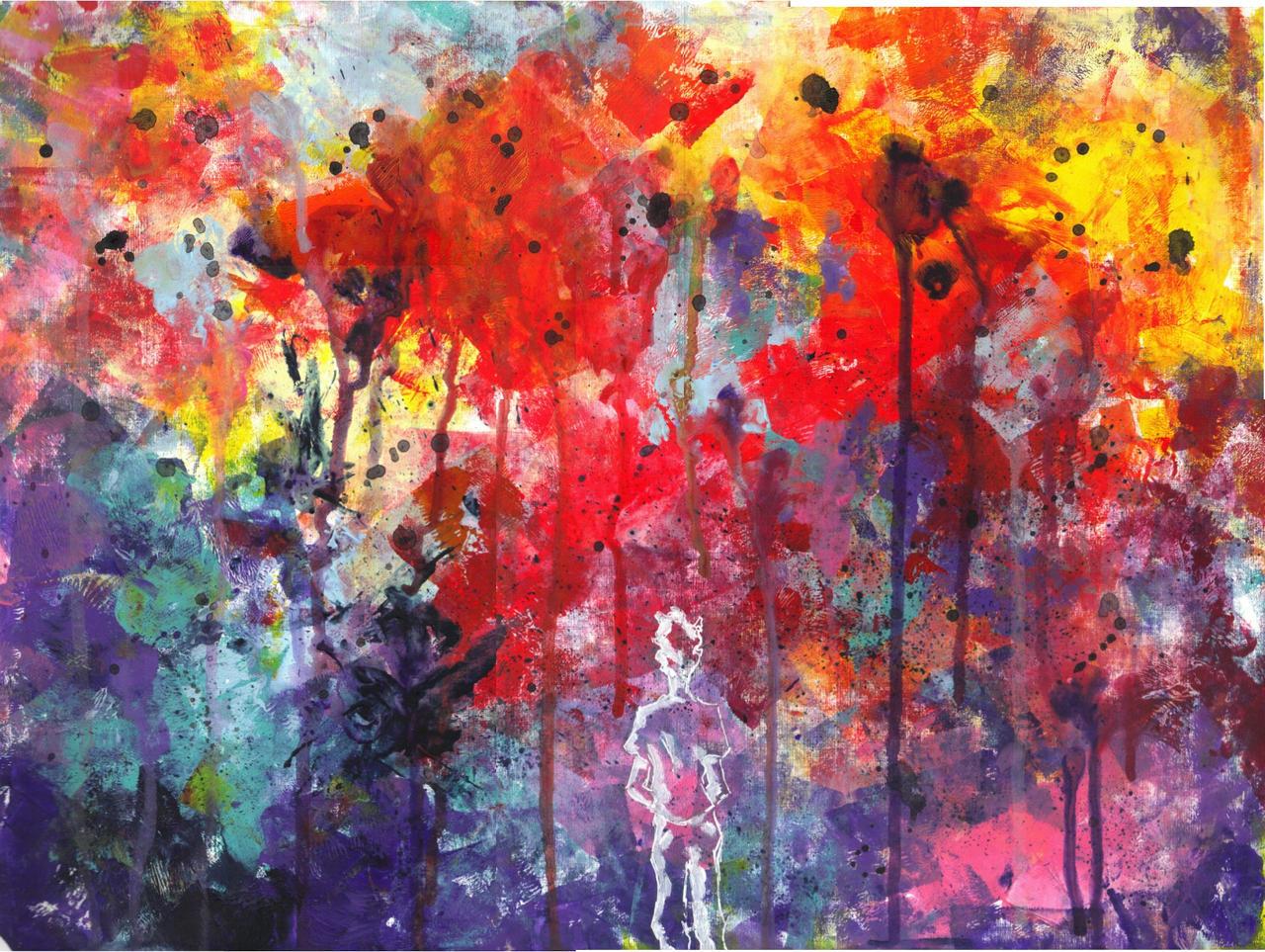 ColourRain by LeanasArt