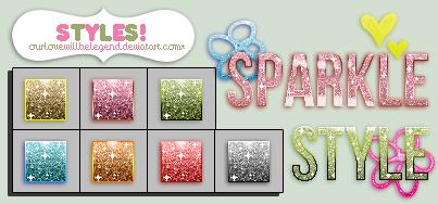 ~ Sparkles.STYLES by OurLoveWillBeLegend