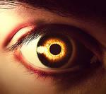 Eery Eye Photo Manipulation