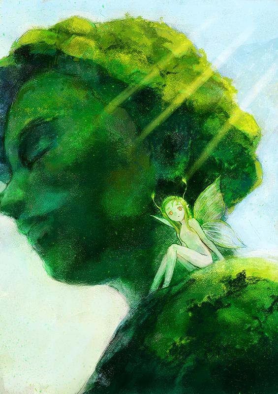 Fairy by Edlidi