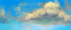 The sky by Shaienny