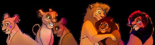 TLK Pride Headcanons