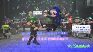 Squid Fights