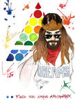 King Leto LLF+D watercolor by khriztian