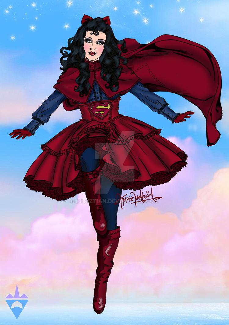 Super-Lolita by khriztian