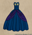 Superwholock Dress