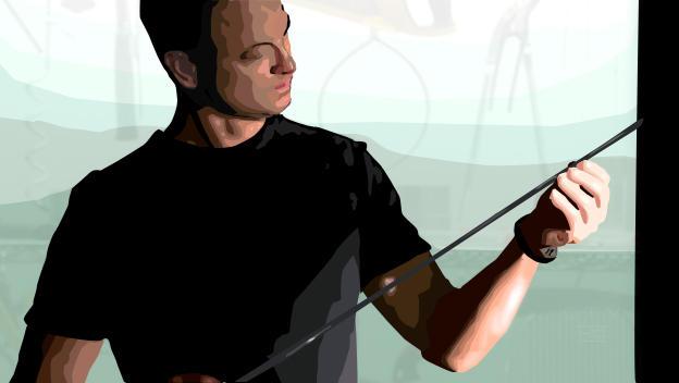 CSI NY: Mac Taylor by Dracha