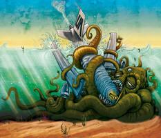 Underwater Ally by mr-biggs