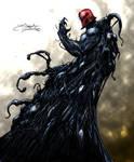 Venom Magneto by DaveIgo.