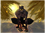 Black Panther color