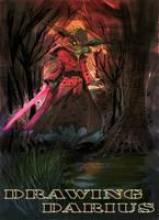 Dark Yoda by Dariustheruler