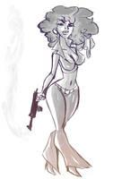 Toony Girls 1 by Dariustheruler