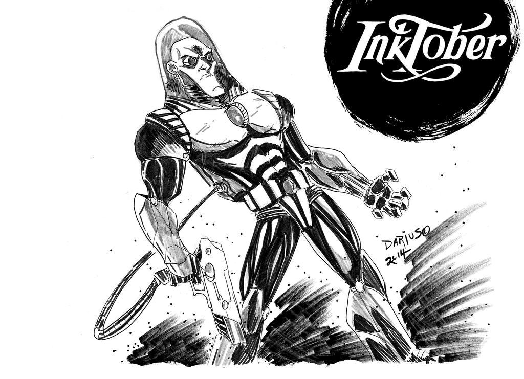 Inktober 11 by Dariustheruler