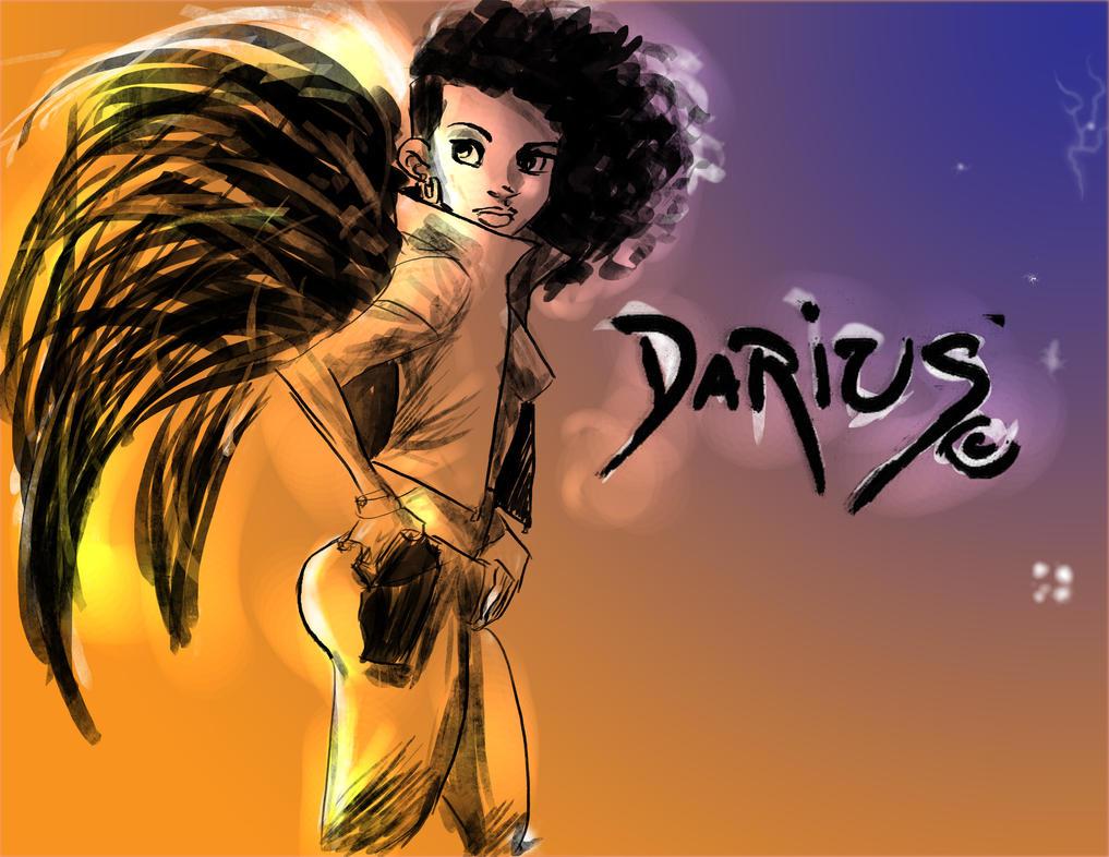 Doodle 11-21-15 copy by Dariustheruler