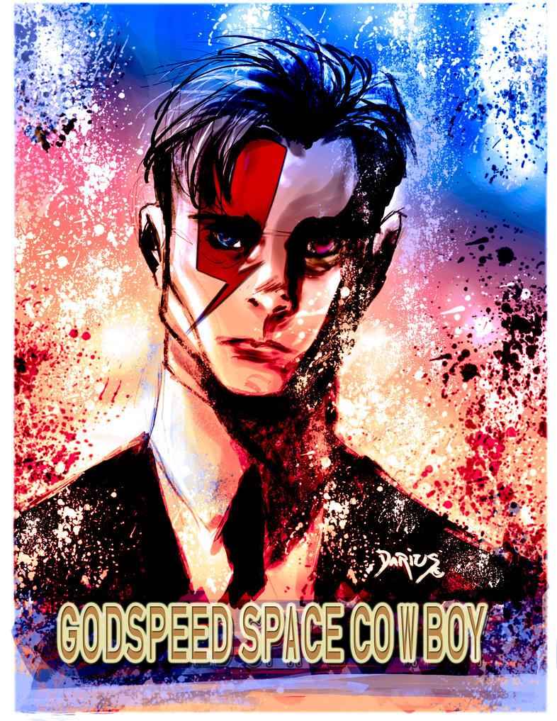 David Bowie by Dariustheruler