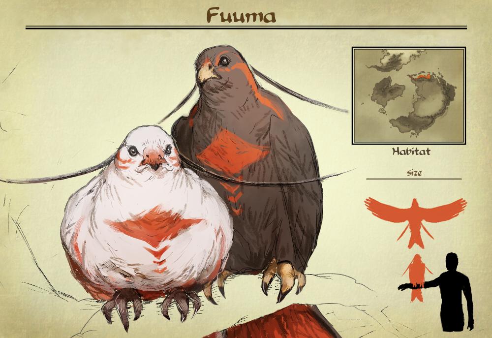 AA - Fuuma by shockabsorbers