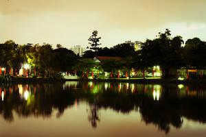Reflections by amiyain