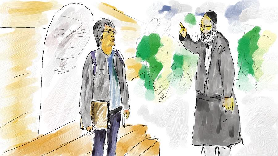 Religion talks by amiyain