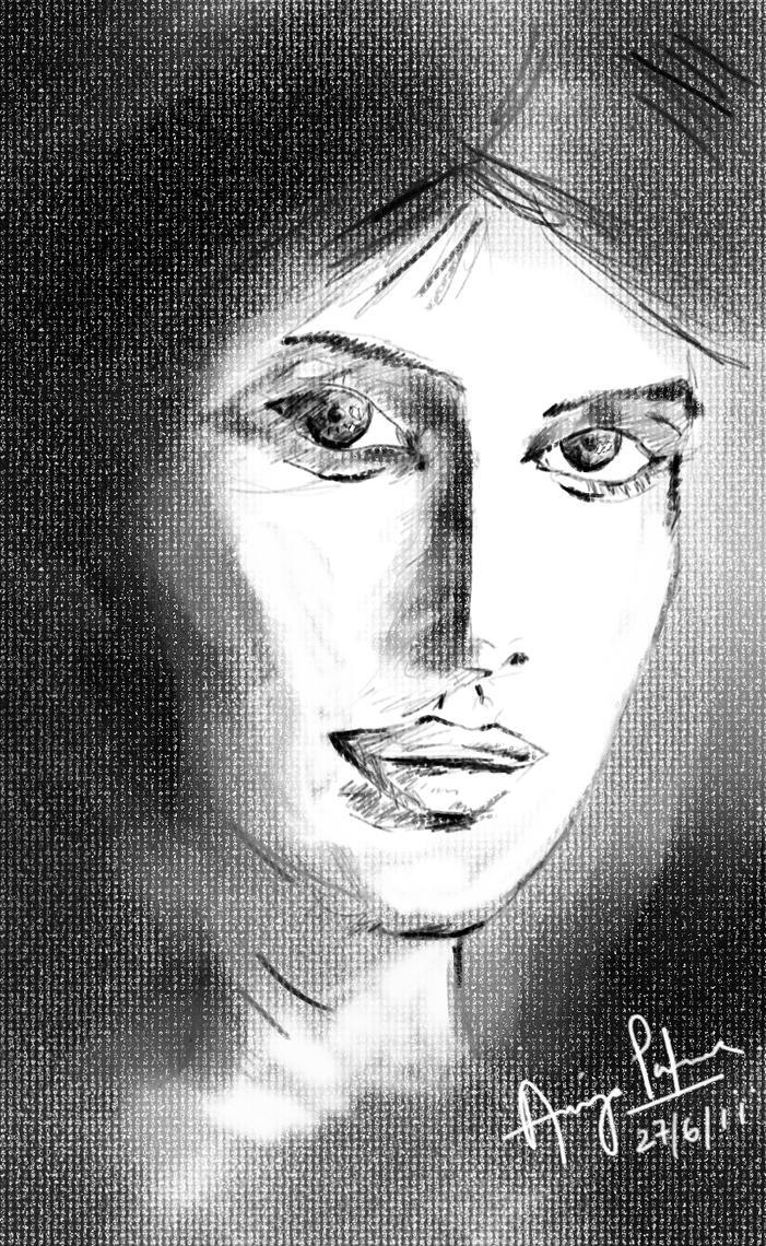 Katrina kaif by amiyain