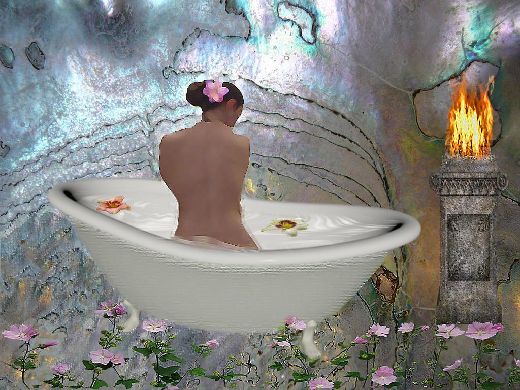 Bathing in Beauty