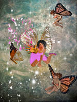 Fly Free by LindArtz