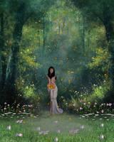 Firefly Queen by LindArtz