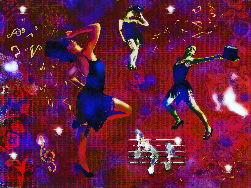 Rhythm and Soul by LindArtz