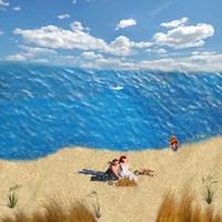 Sand Castles by LindArtz