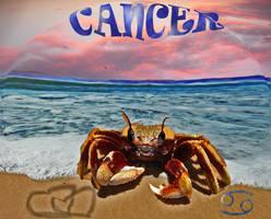 Cancer by LindArtz