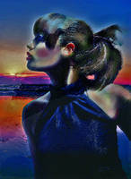 Sunset by LindArtz
