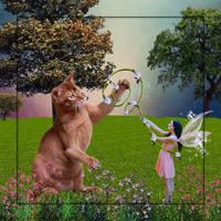 Fairy of Playfulness by LindArtz