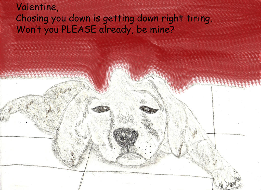 Please be Mine by LindArtz