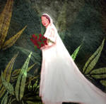 The Bride by LindArtz