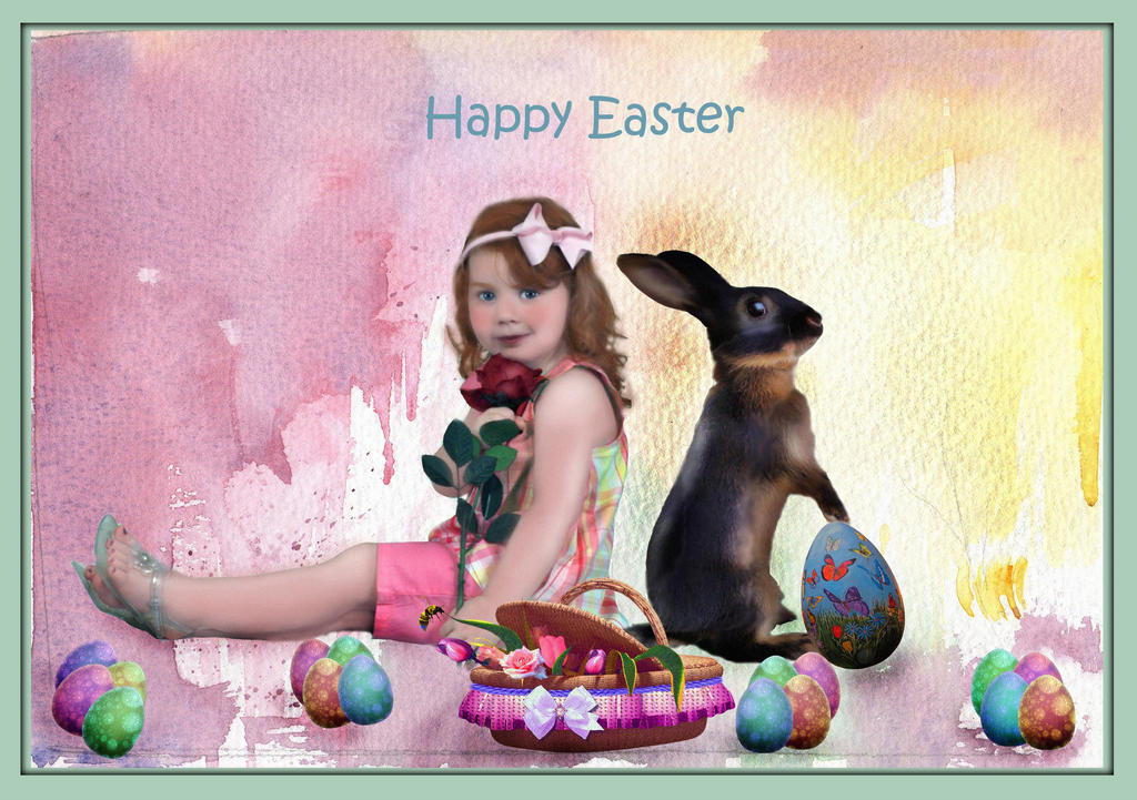 Happy Easter by LindArtz