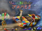 Happy Birthday James
