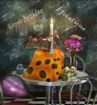Happy Birthday Jocelyne