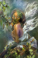 Angel of Innocence by LindArtz