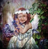 Angel of Kindness  by LindArtz